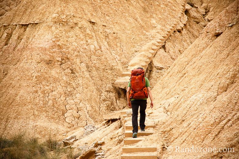 Passage des escaliers