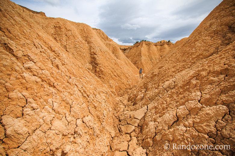 Labyrinthe de dunes