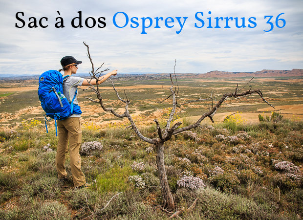 Actualité : Test du sac à dos Osprey Sirrus 36