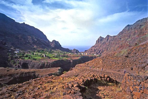 Guide de la randonnée et du trekking au Cap Vert
