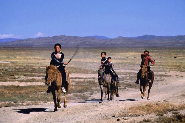 Guide de la randonnée et du trekking en Mongolie