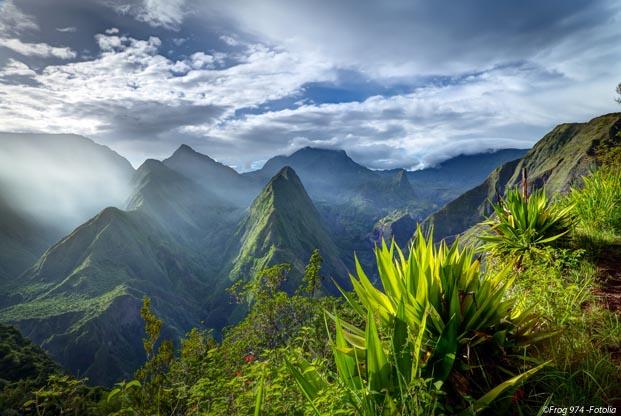 Guide de la randonn�e et du trekking � la R�union