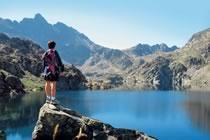 Balades et jeux d'eau en Andorre