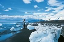Objectif Islande, observation des volcans