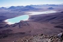 Déserts, oasis et volcans des Andes