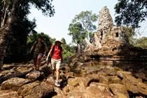 Du sommet du Bokor aux temples d'Angkor