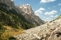 Au cœur des montagnes Rocheuses