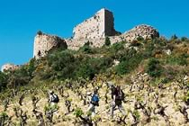 Pays cathare, les citadelles du vertige
