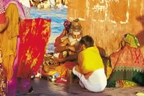 L'Inde en fête, la Mahashivaratri