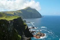 Les comtés sauvages du Donegal et du Mayo