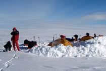 Traversée nord-sud à ski du Vatnajökull