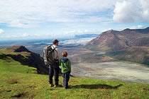On a marché en Islande