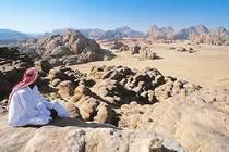 Du désert jordanien à Pétra