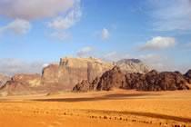 Vie bédouine, Pétra et wadi Rum