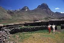 Alpages berbères au cœur du Siroua
