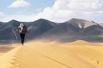Authentique désert