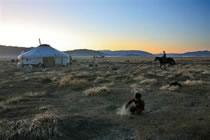 A la rencontre des nomades, rois de la steppe