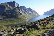 Crêtes et sommets des Lofoten