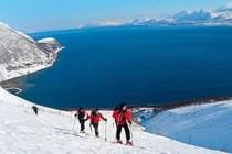 Albarquel : ski, voile et raquettes en Norvège