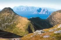 Iles Lofoten et aurores boréales à bord du Noorderlicht