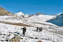 Haute route de Vilcanota et Chachani