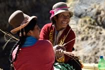 Secrets des peuples des Andes