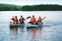 Découverte de la Suède en canoë - pour les 15-17 ans