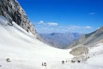 Vallées tadjikes des monts Fanskye