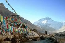 Tibet sacré, de Lhassa à l'Everest