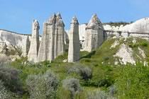 Randonnée en Cappadoce, découverte d'Istanbul