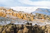 Mystères enneigés de Cappadoce