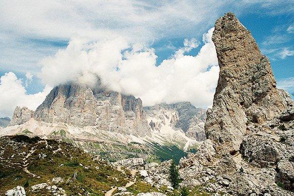 Guide de la randonnée et du trekking en Italie