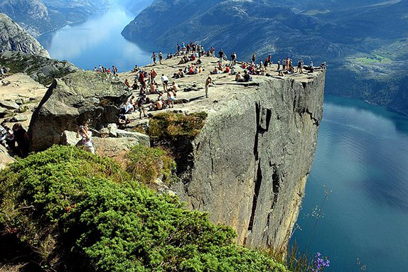 Guide de la randonn�e et du trekking en Norv�ge