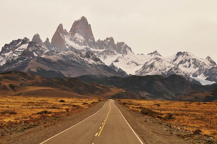 Guide de la randonn�e et du trekking en Argentine