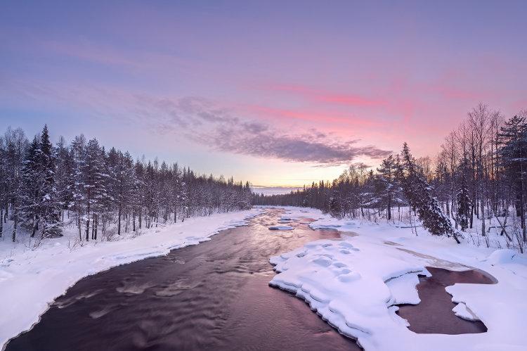 Guide de la randonnée et du trekking en Finlande
