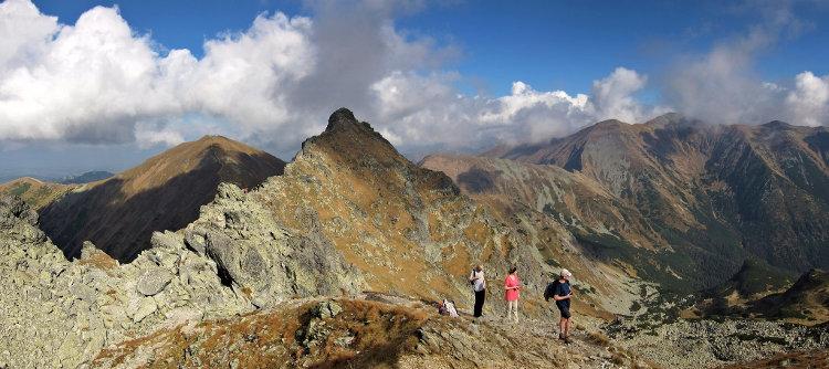 Guide de la randonnée et du trekking en Slovaquie
