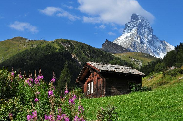 Guide de la randonnée et du trekking en Suisse