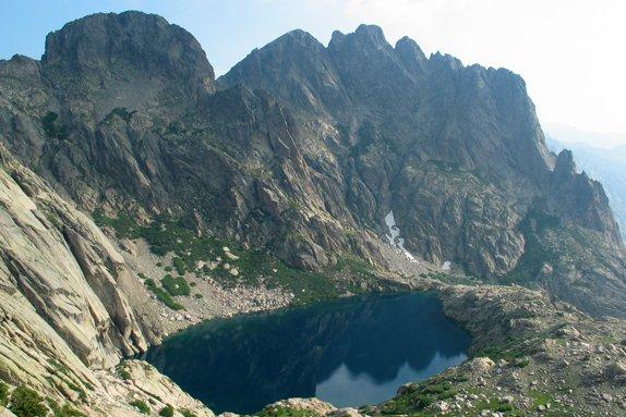 Guide de la randonnée et du trekking en Corse