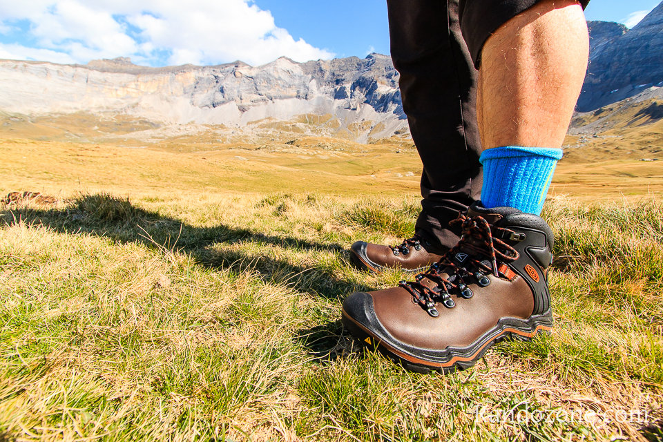 Test des chaussures Keen Liberty Ridge