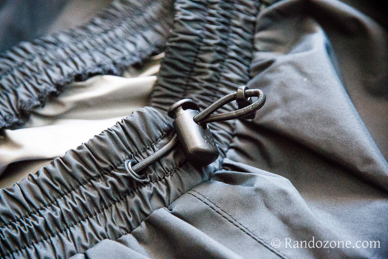 Test du sur-pantalon Jack Wolfskin Cloudburst