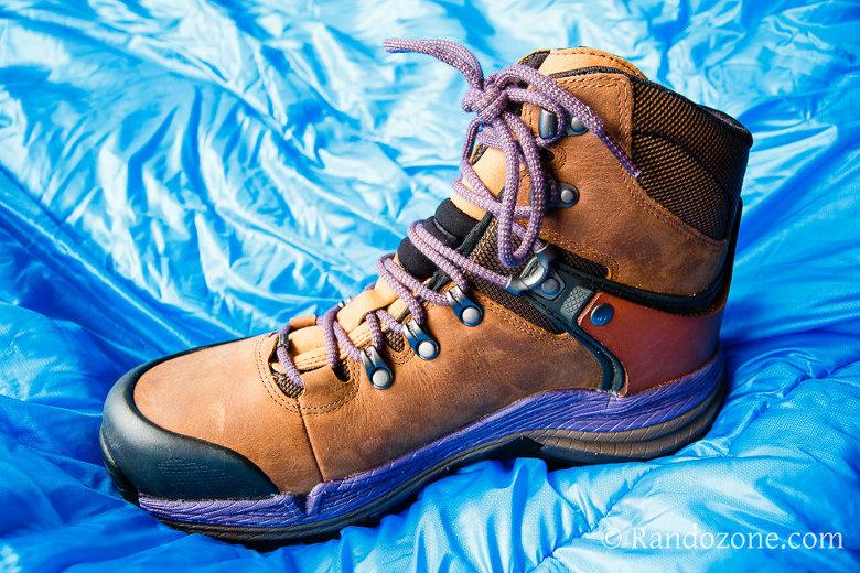Test des chaussures Merrell Crestbound Gore-Tex