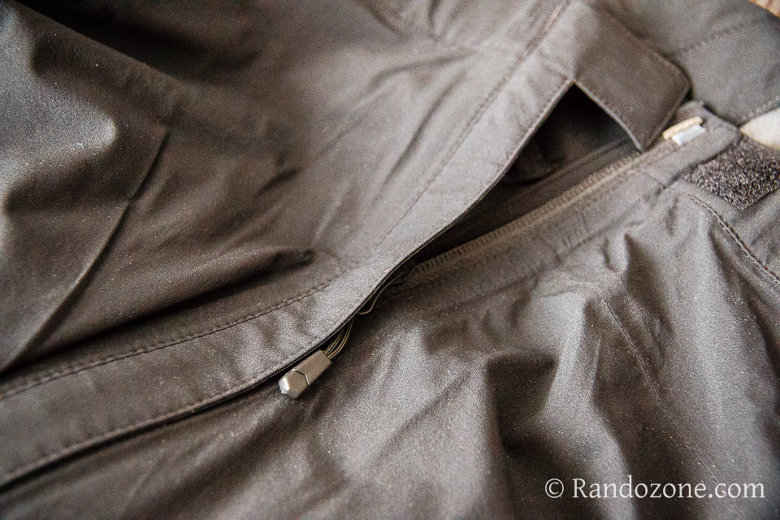 Test du pantalon Mountain Hardwear Ozonic Stretch Pant