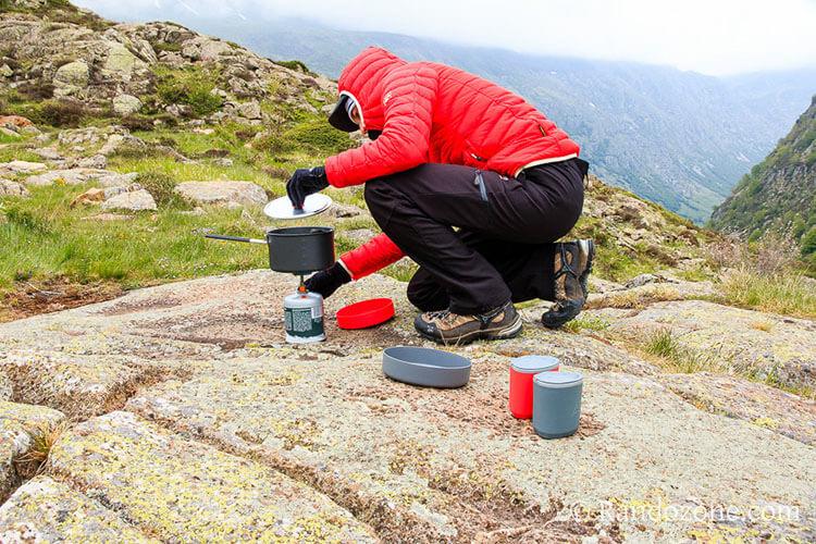 MSR Alpinist 2 System