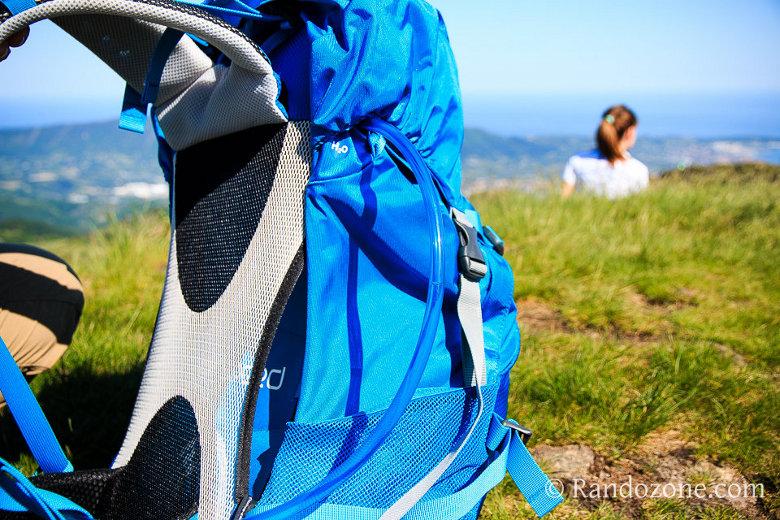 Test du sac à dos Osprey Sirrus 36