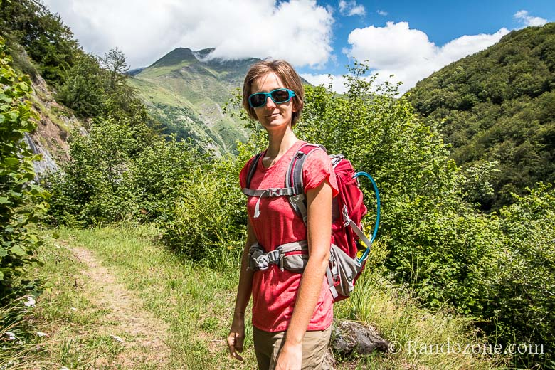 Test du tee-shirt Patagonia Gloria Tee