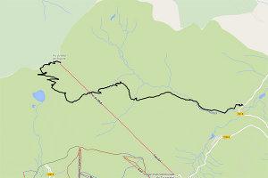 Pic du Midi par le sentier des muletiers (Artigues)