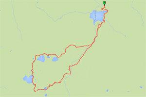 Tour des lac d'Ayous