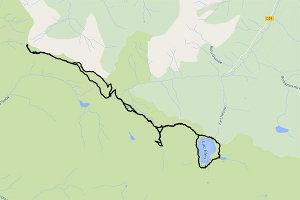 Tramassel - Tour du lac Bleu