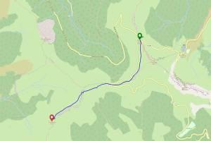 Puy Chavaroche depuis le Pas de Peyrol