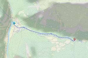 Pont de Crabiou depuis Pragnères